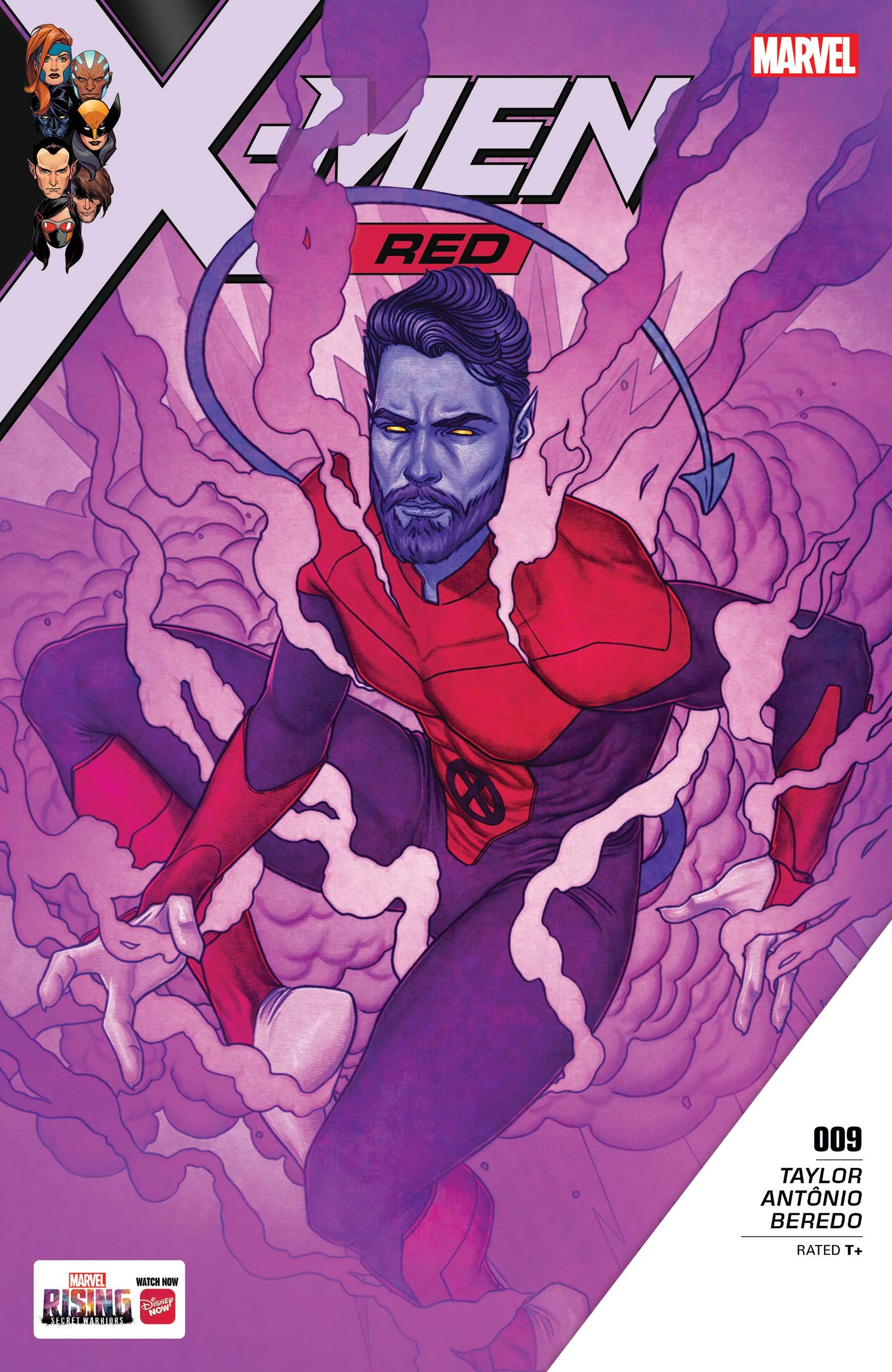 X-Men: Red (2018) #9