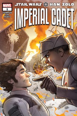 Star Wars: Han Solo - Imperial Cadet #1