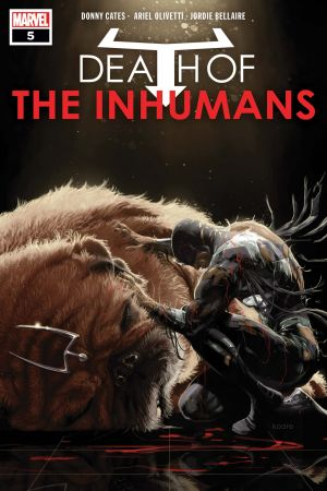 Death of Inhumans (2018) #5