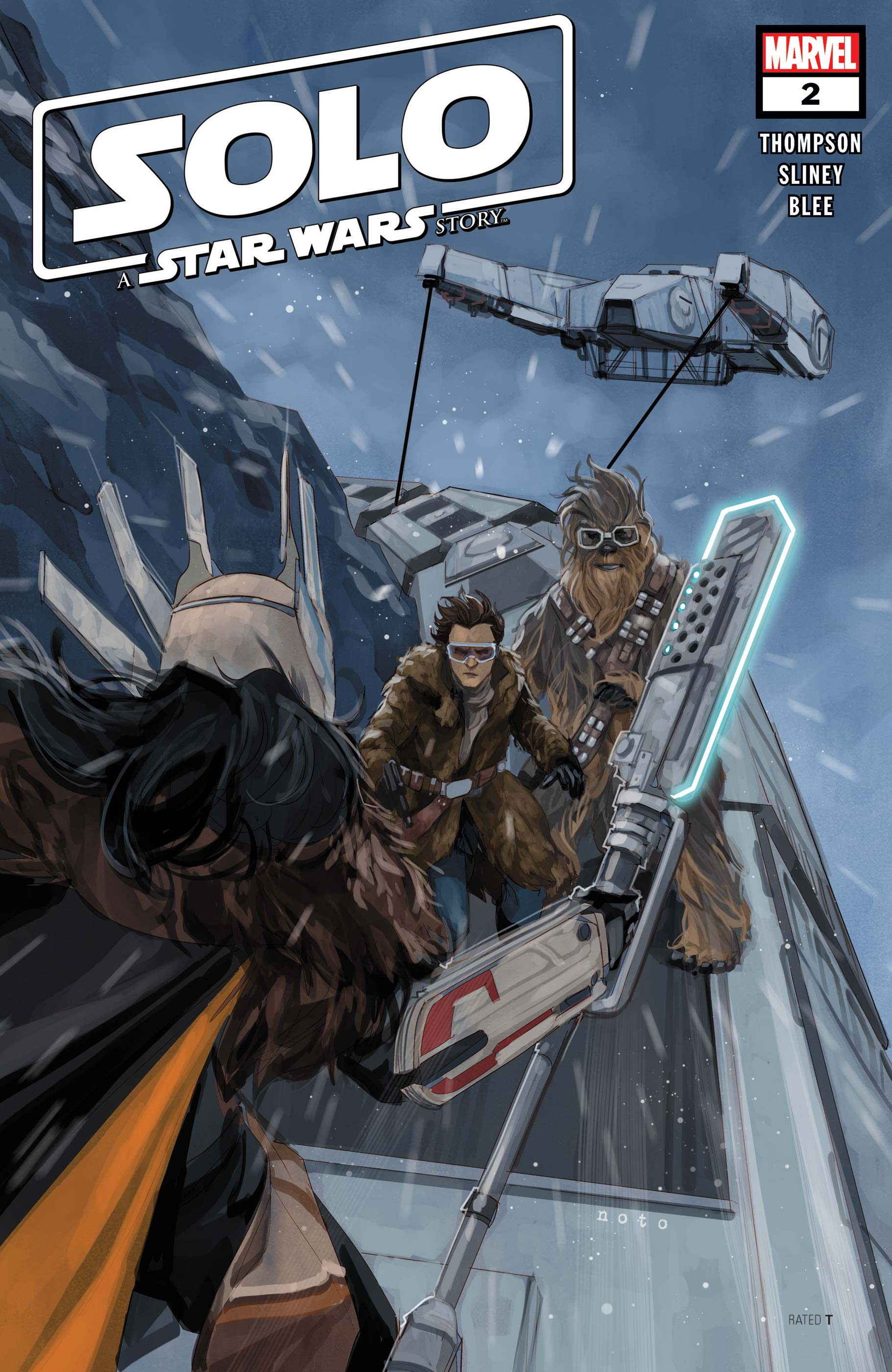 Solo: A Star Wars Story Adaptation (2018) #2