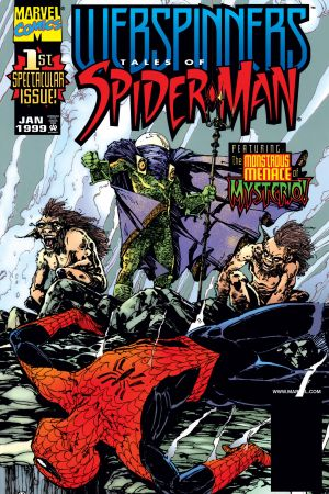 Webspinners: Tales of Spider-Man #1