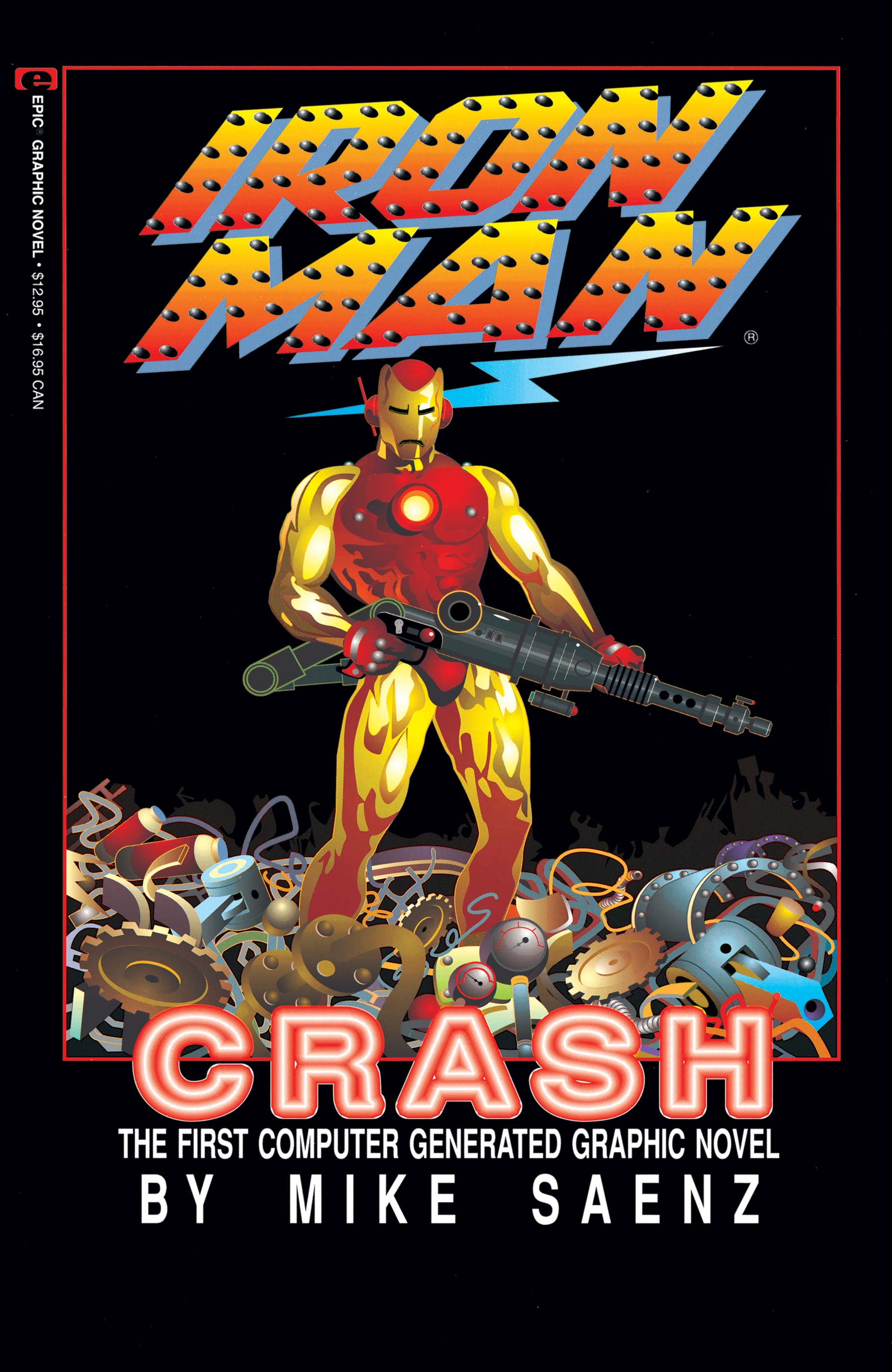 Iron Man: Crash (1987)