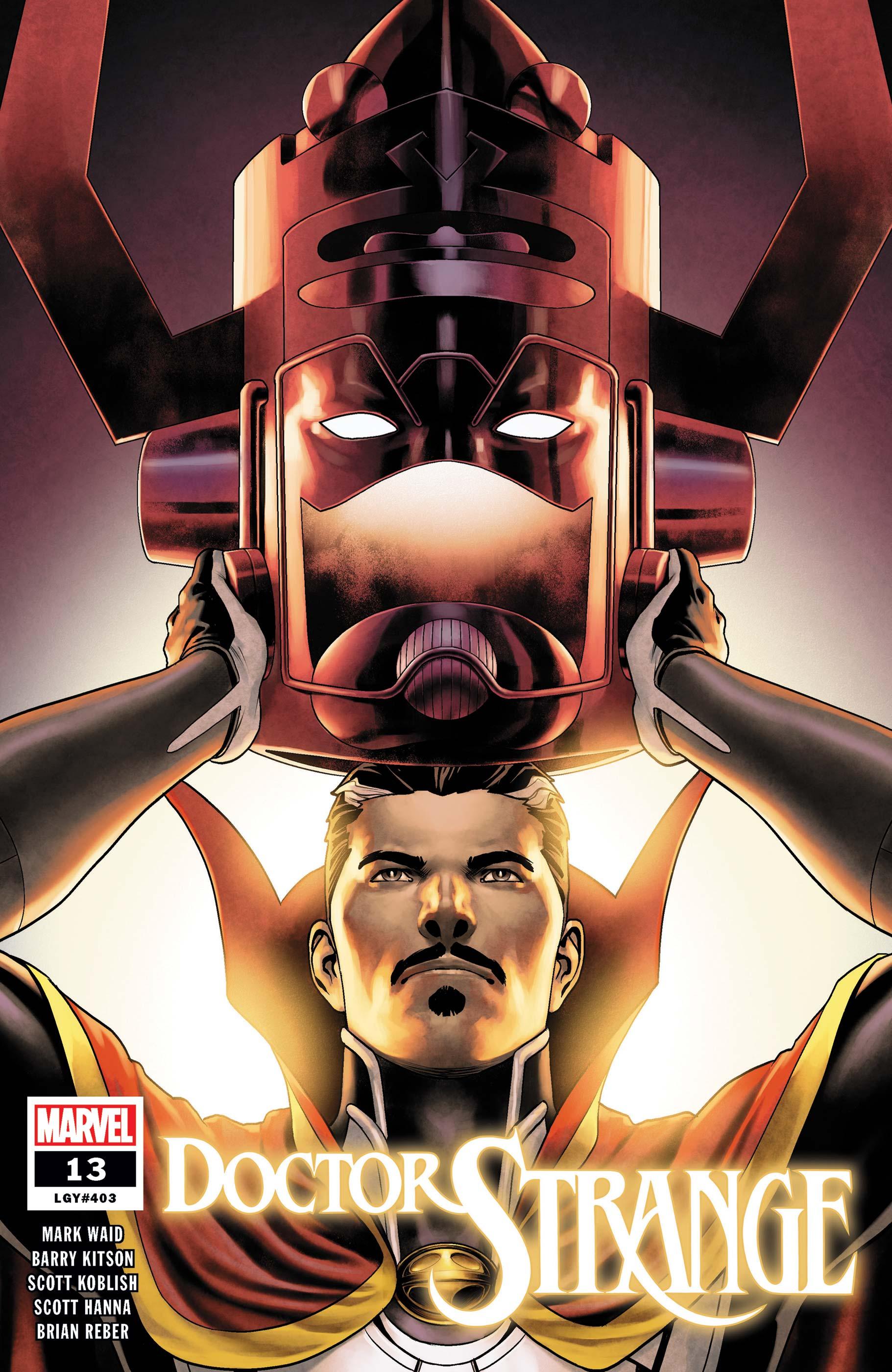 Doctor Strange (2018) #13