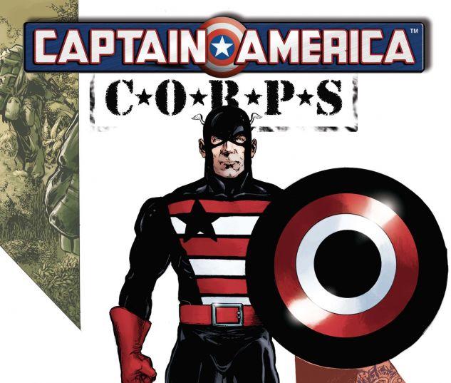 Captain America Corps (2011) #3
