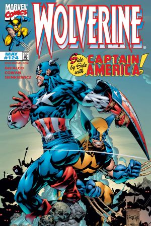 Wolverine (1988) #124