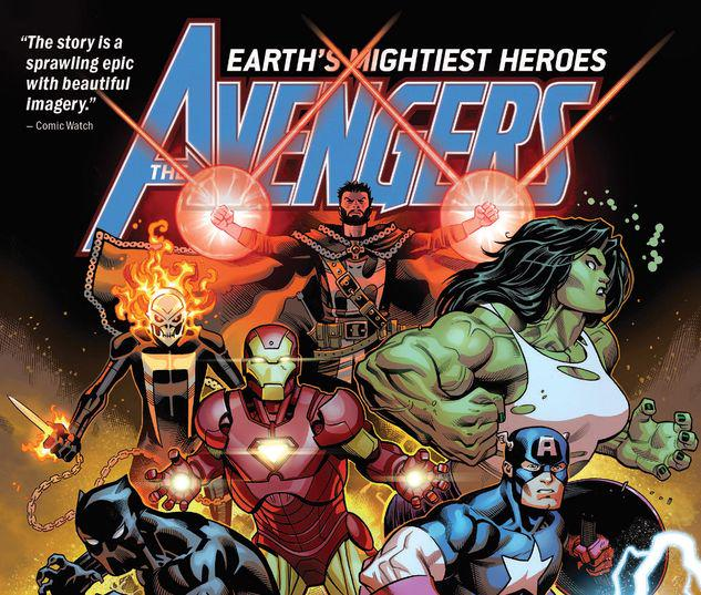 AVENGERS BY JASON AARON VOL. 1: THE FINAL HOST TPB #1
