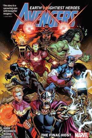 AVENGERS BY JASON AARON VOL. 1: THE FINAL HOST TPB (Trade Paperback)