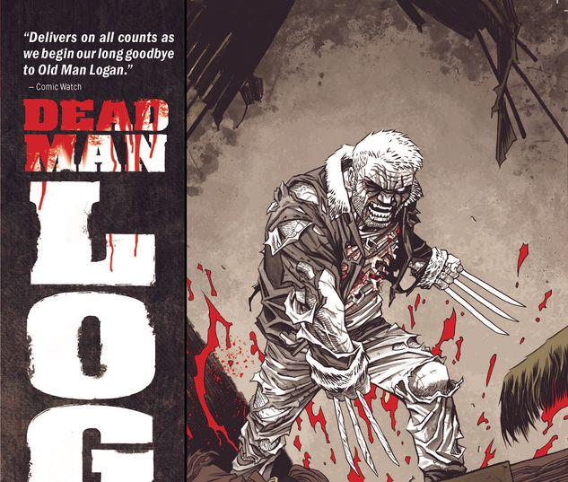 DEAD MAN LOGAN VOL. 1: SINS OF THE FATHER TPB #0