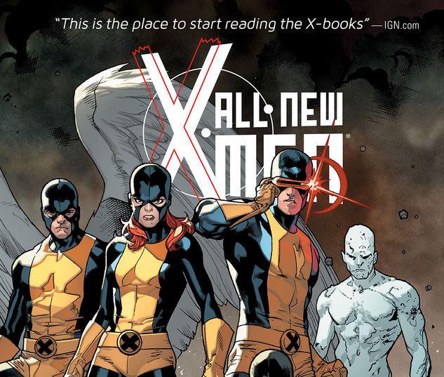All-New X-Men Vol. 1: Yesterday's X-Men #0
