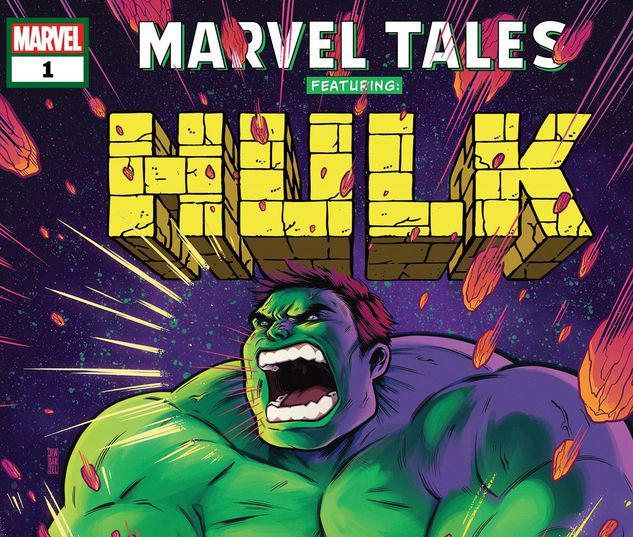 MARVEL TALES: HULK 1 #1