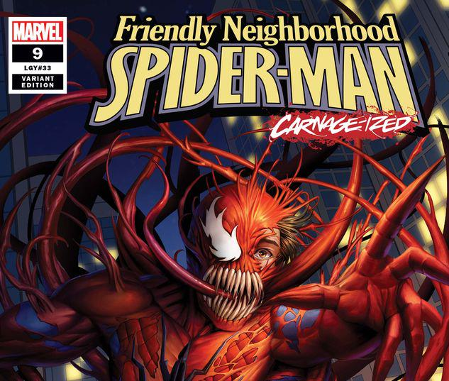 Friendly Neighborhood Spider-Man #9