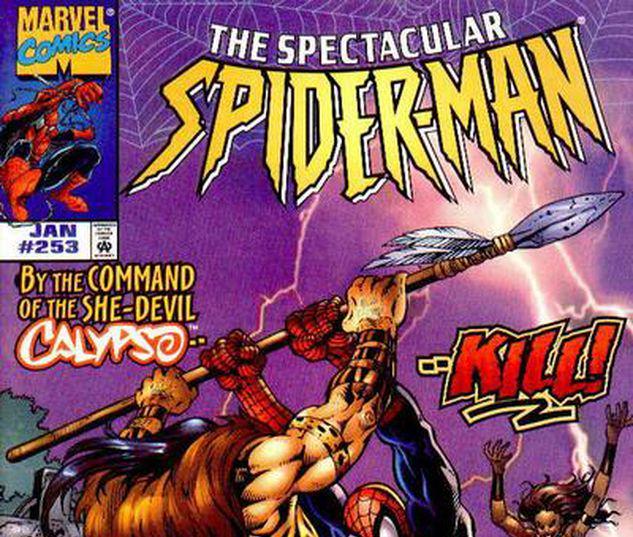 Spectacular Spider-Man #253