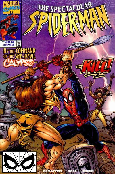 Peter Parker, the Spectacular Spider-Man (1976) #253