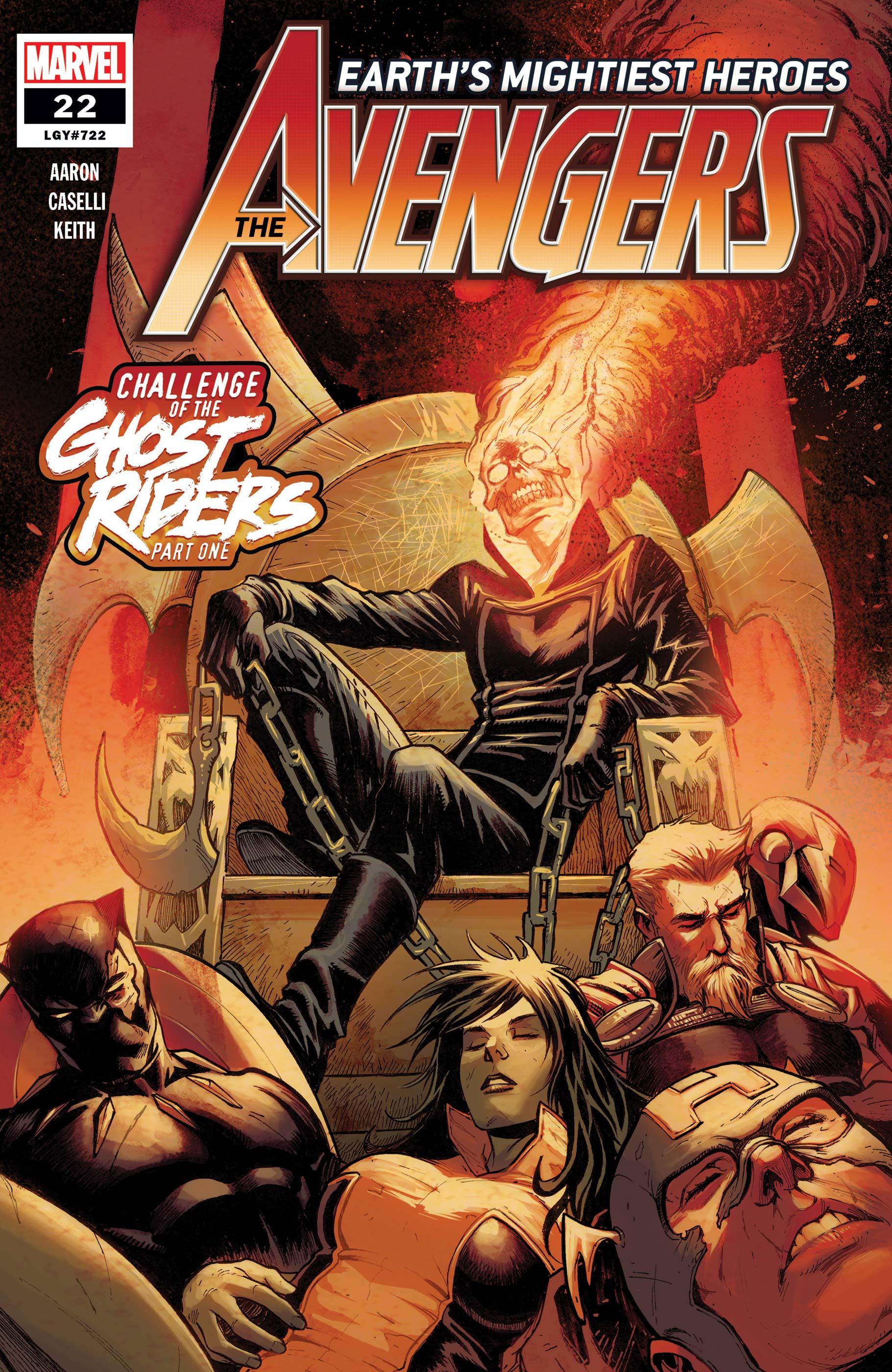 Avengers (2018) #22