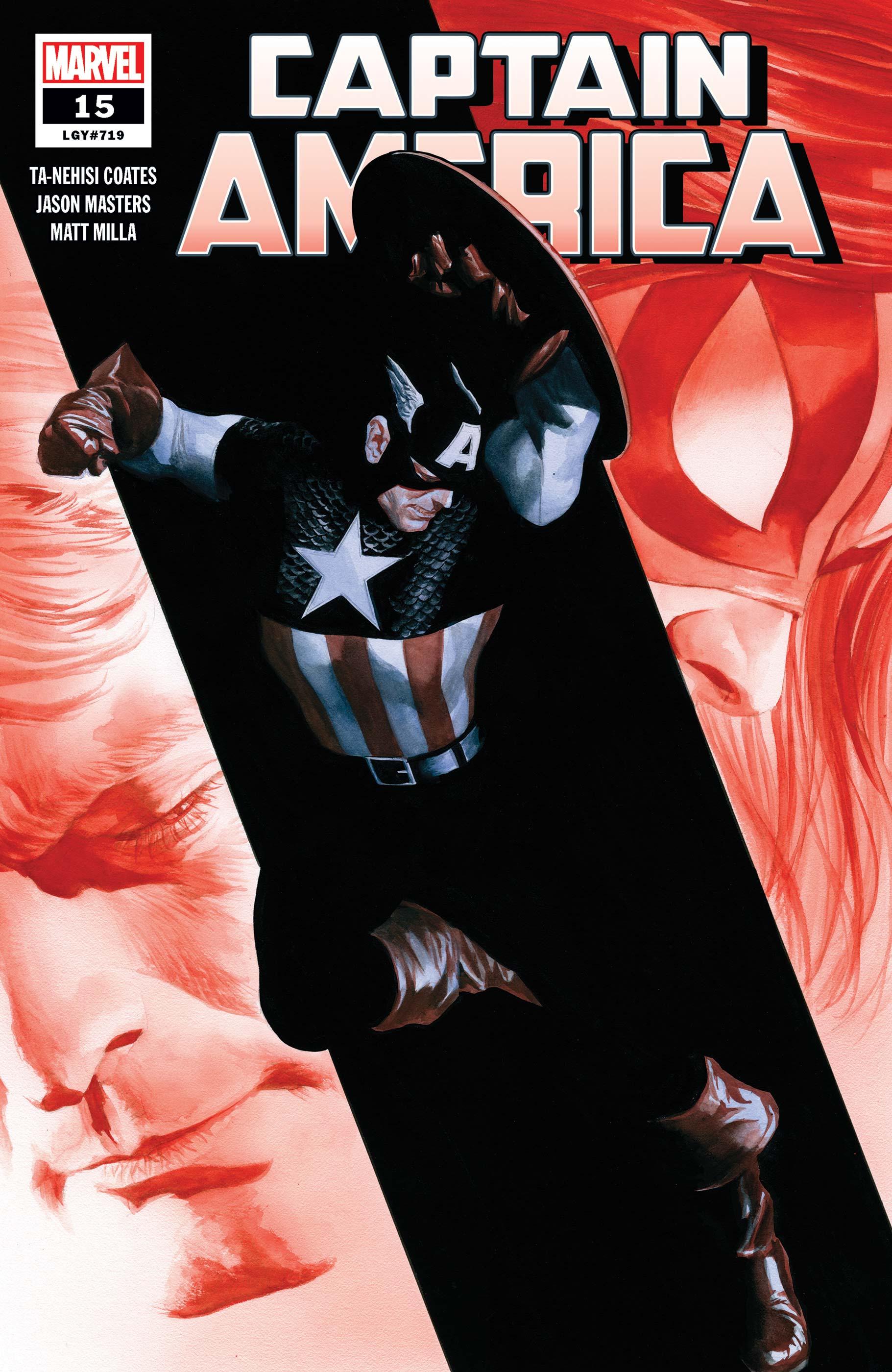 Captain America (2018) #15