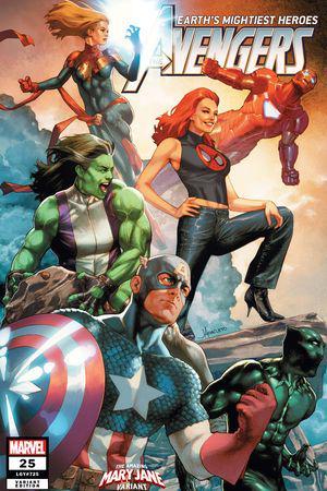 Avengers (2018) #25 (Variant)