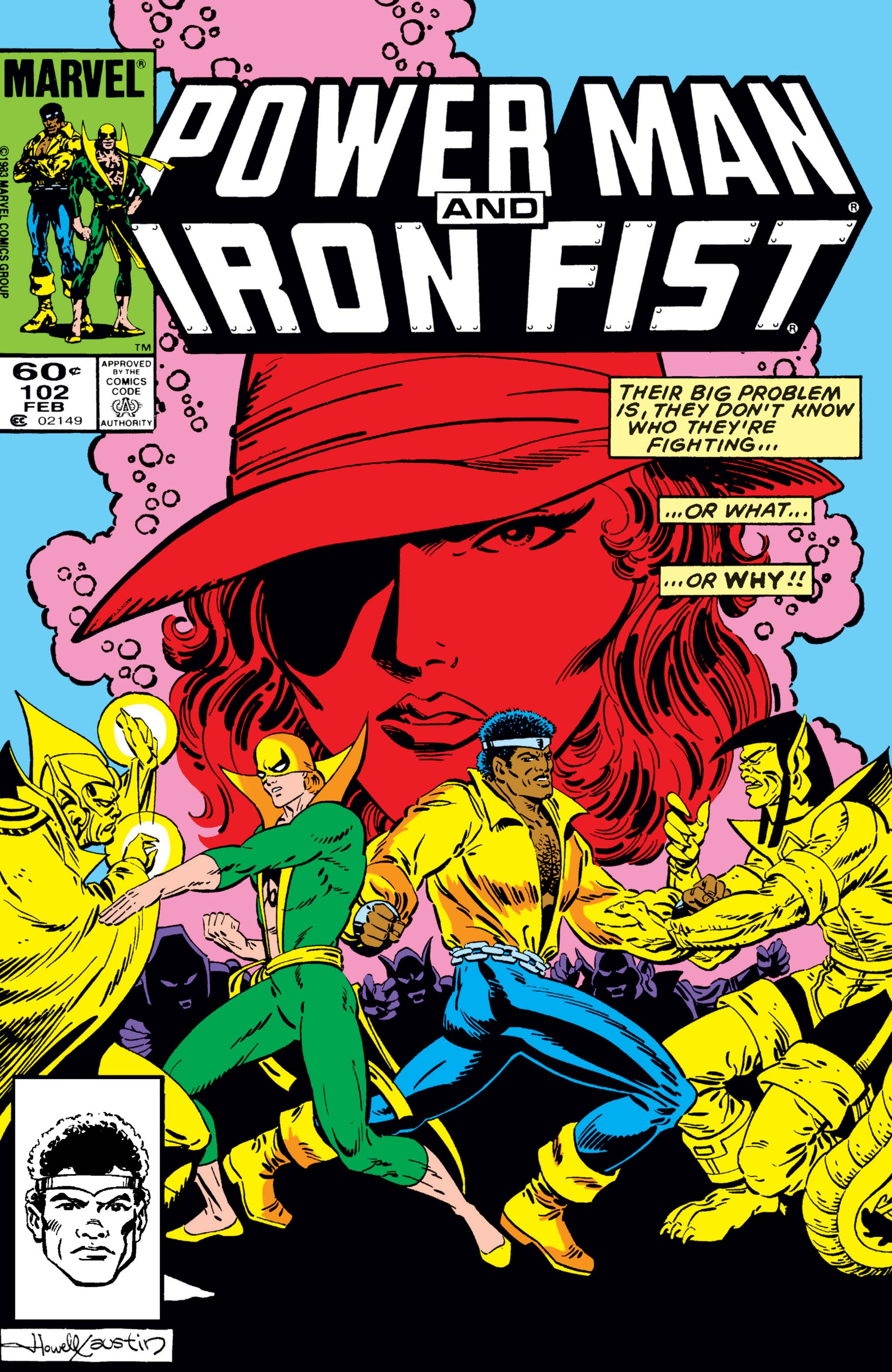 Power Man and Iron Fist (1978) #102