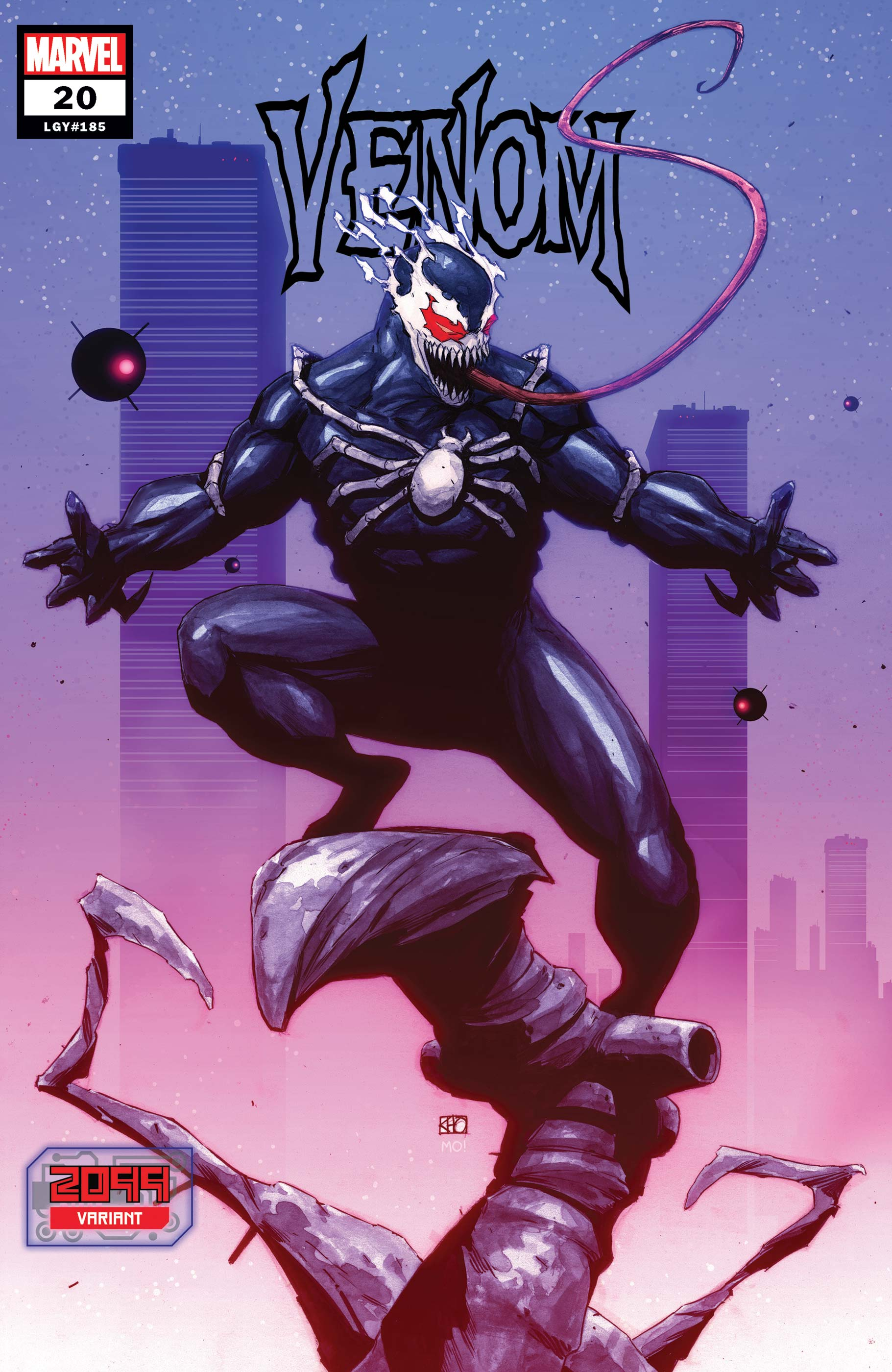 Venom (2018) #20 (Variant)