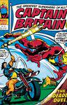 Captain Britain #38