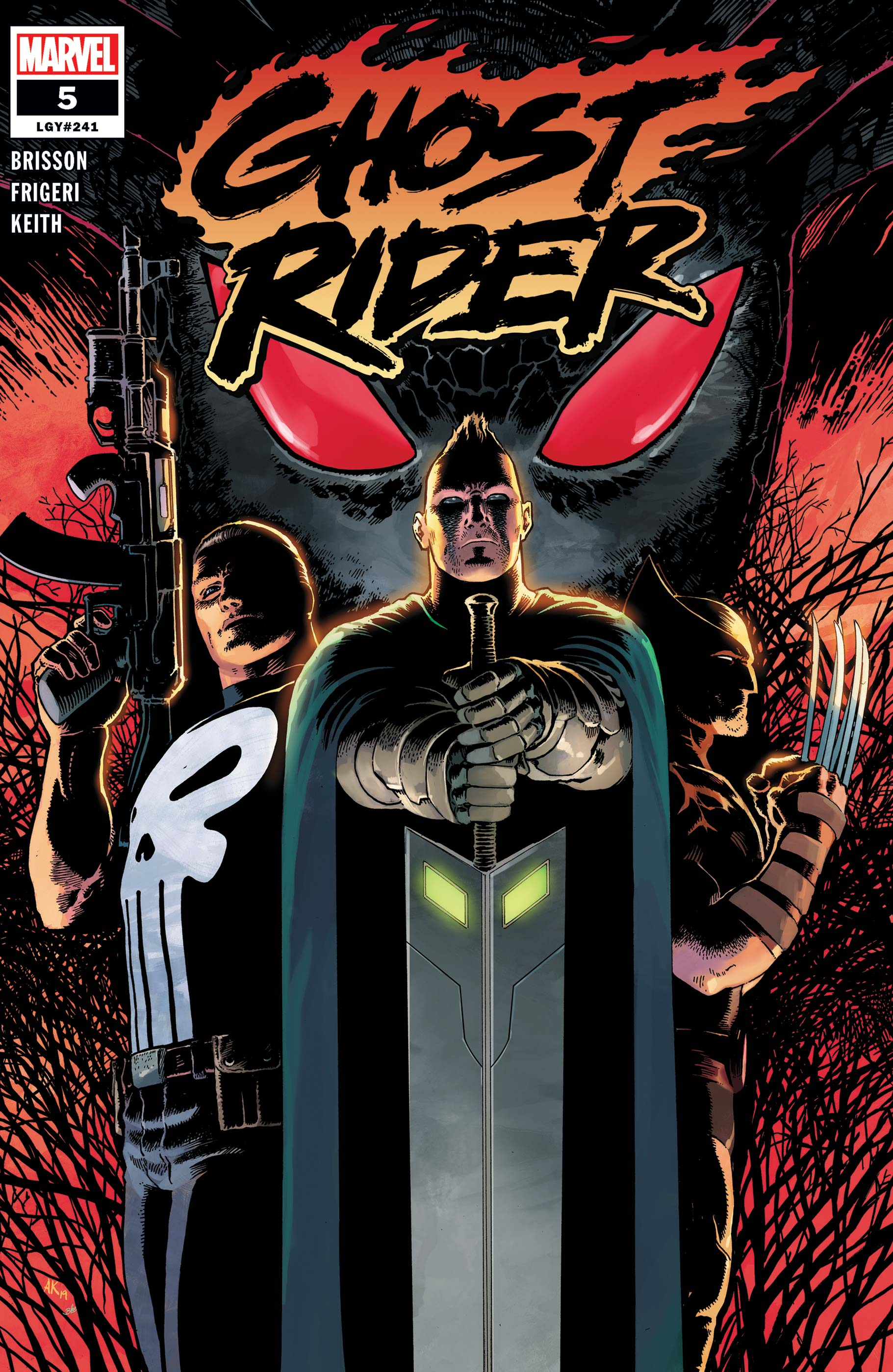 Ghost Rider (2019) #5