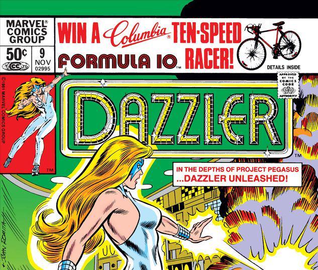 Dazzler #9