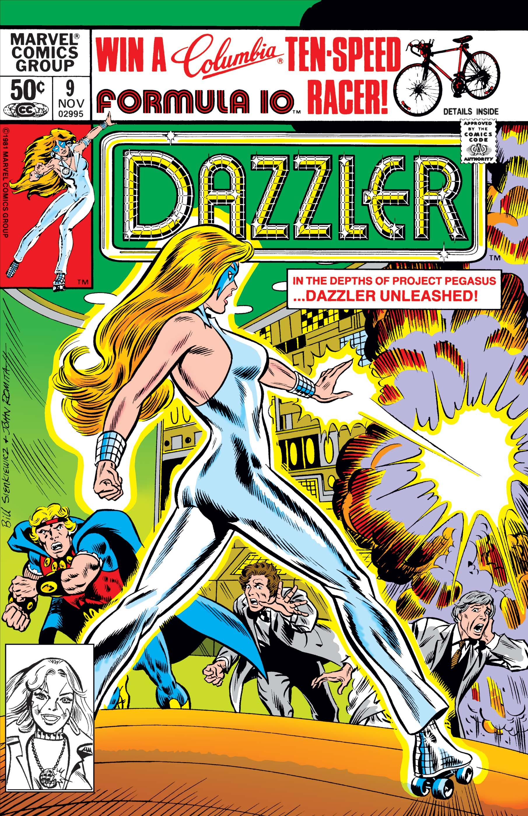 Dazzler (1981) #9