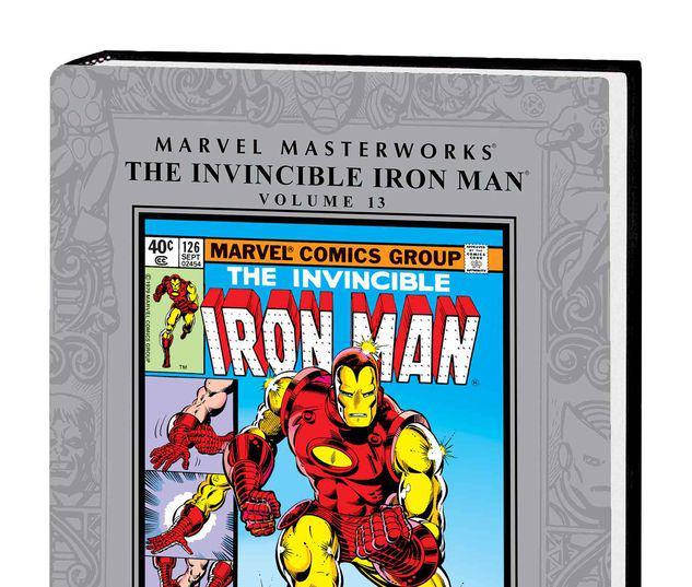 MARVEL MASTERWORKS: THE INVINCIBLE IRON MAN VOL. 13 HC #13
