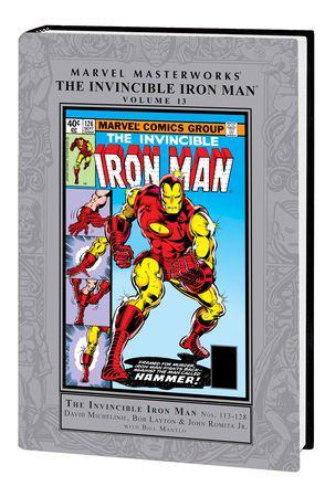 Marvel Masterworks: The Invincible Iron Man Vol. 13 (Hardcover)