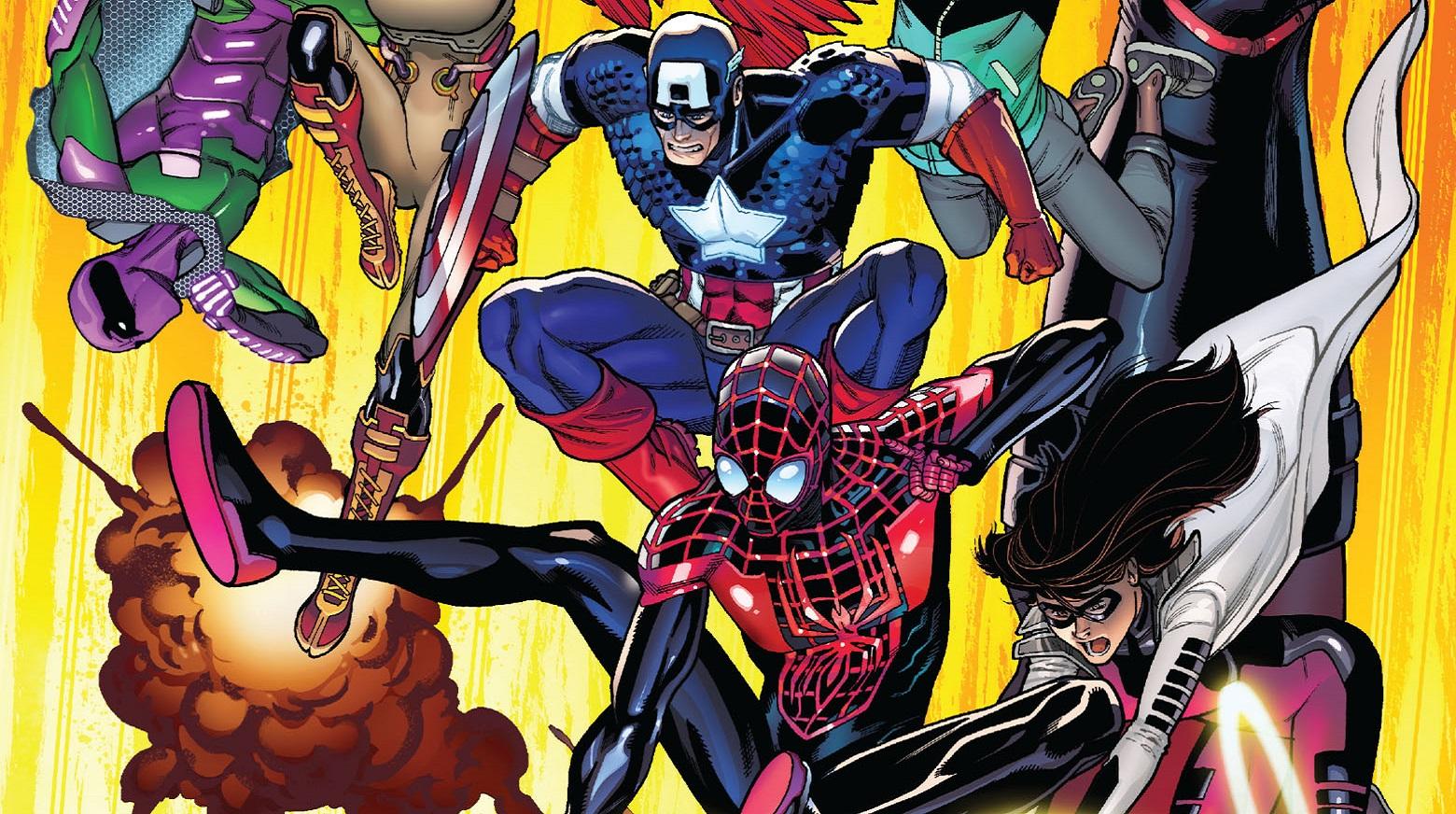 'Miles Morales: Spider-Man' #21
