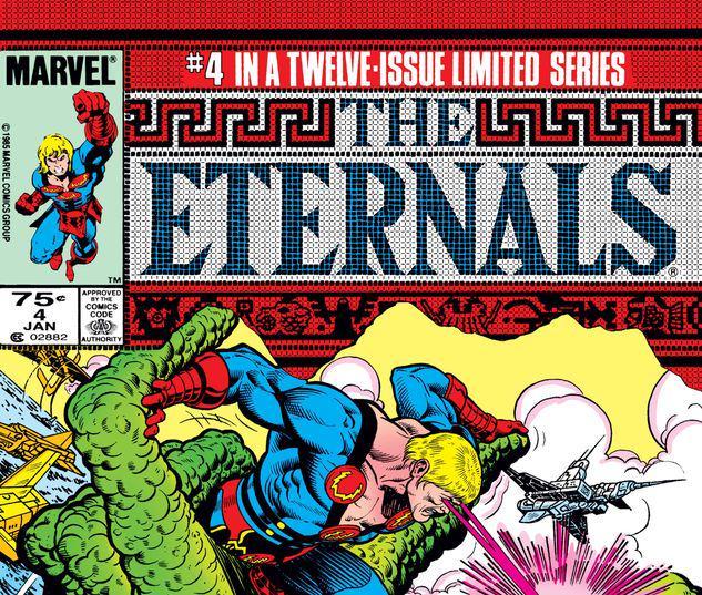 The Eternals #4