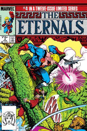 The Eternals (1985) #4