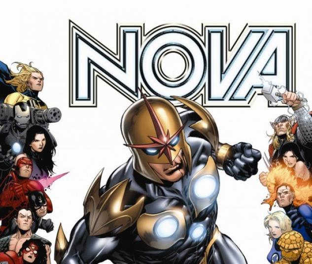 NOVA #28 (70TH FRAME VARIANT)