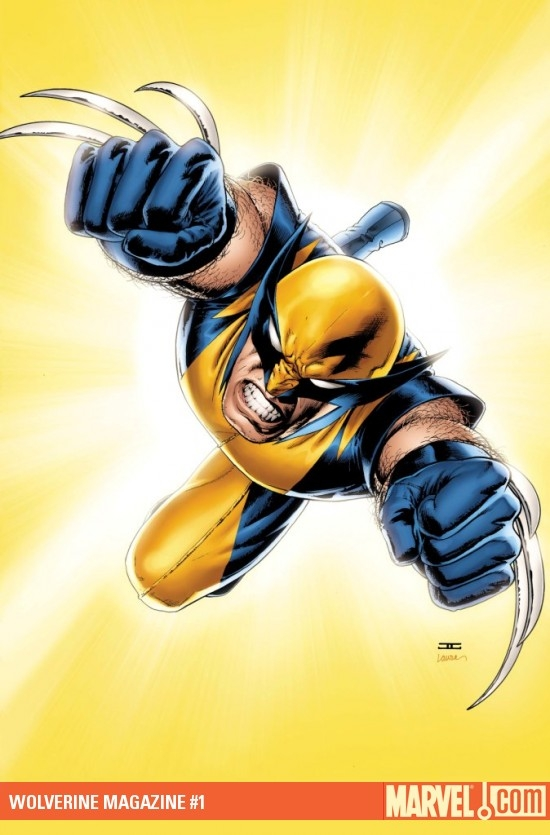 Wolverine Magazine (2009) #1