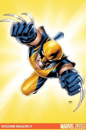 Wolverine Magazine #1
