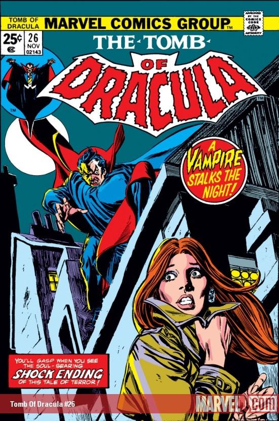 Tomb of Dracula (1972) #26