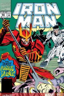 Iron Man (1968) #281