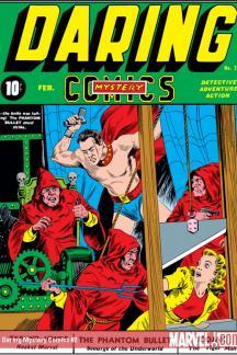 Daring Mystery Comics #2