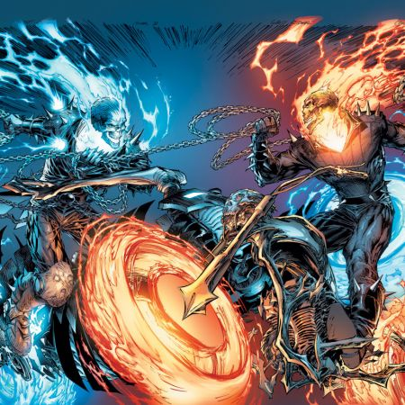 GHOST RIDER VS. GHOST RIDER POSTER #0