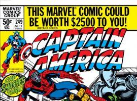 CAPTAIN AMERICA #249 COVER