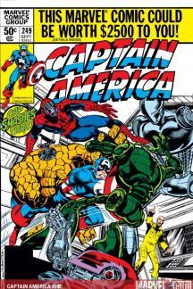 Captain America (1968) #249