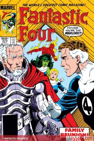 Fantastic Four #273