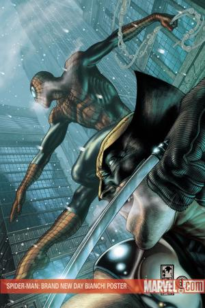 SPIDER-MAN: BRAND NEW DAY BIANCHI POSTER (2008) #1