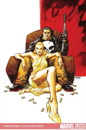 Punisher Max Special: Little Black Book (2008) #1