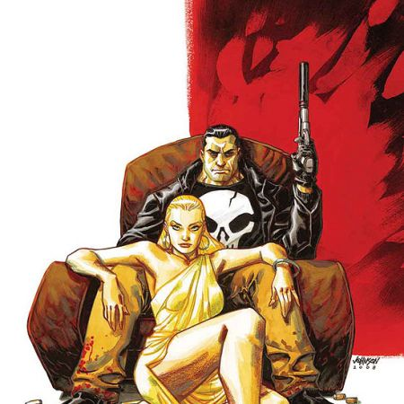 Punisher Max Special: Little Black Book (2008)