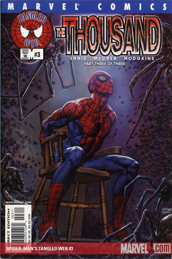 Spider-Man's Tangled Web (2001) #3