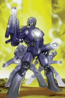 Sentinel Squad O*N*E #5