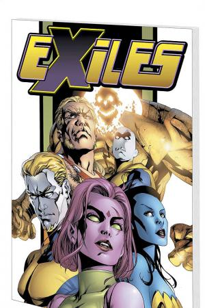 Exiles Vol. 11: Time Breakers (Trade Paperback)