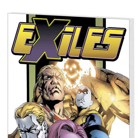 EXILES VOL. 11: TIME BREAKERS COVER