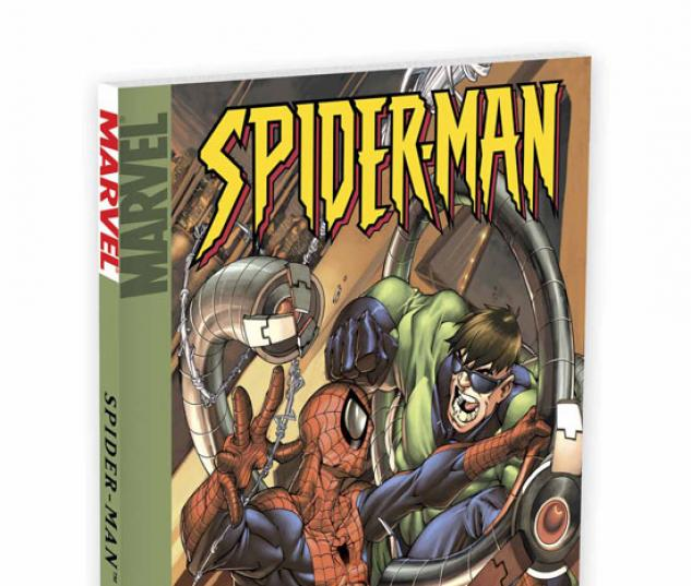 MARVEL AGE SPIDER-MAN VOL. 1 COVER