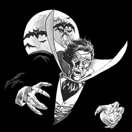 STOKER'S DRACULA (2005) #1 COVER